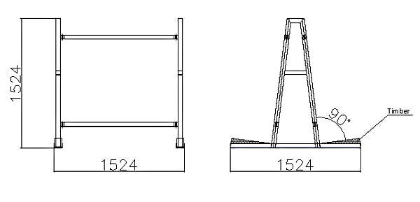 HD Truck A-Frame Specifications